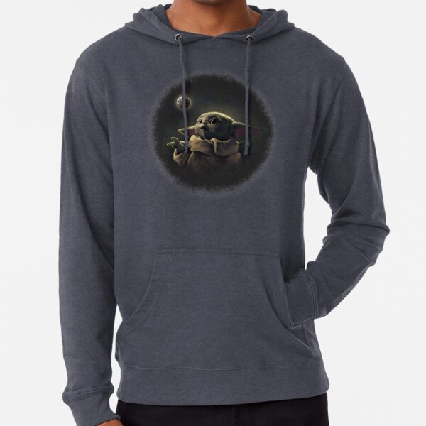 The baby with ball 2 Lightweight Hoodie