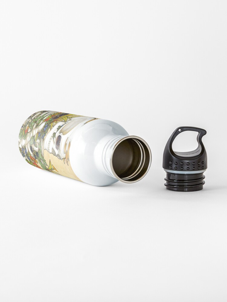 Alternate view of Bones and Botany Water Bottle