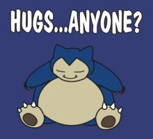 hugs from snorlax anyone?