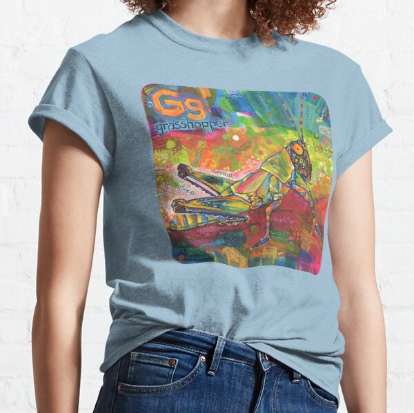 G Is for Grasshopper - 2020 Classic T-Shirt