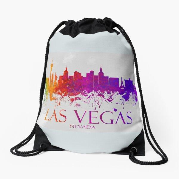 Las Vegas Nevada Skyline - 23 Drawstring Bag