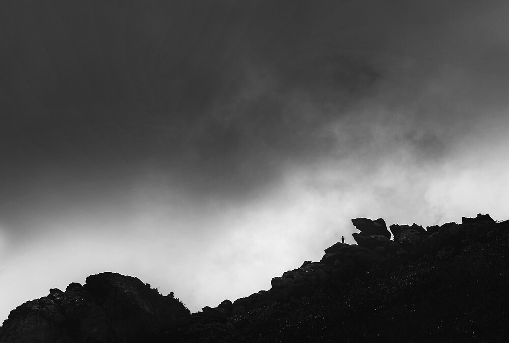 Rocks on itacolomi by Lucas Hallel