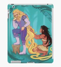Genderbent Princesses iPad Case/Skin
