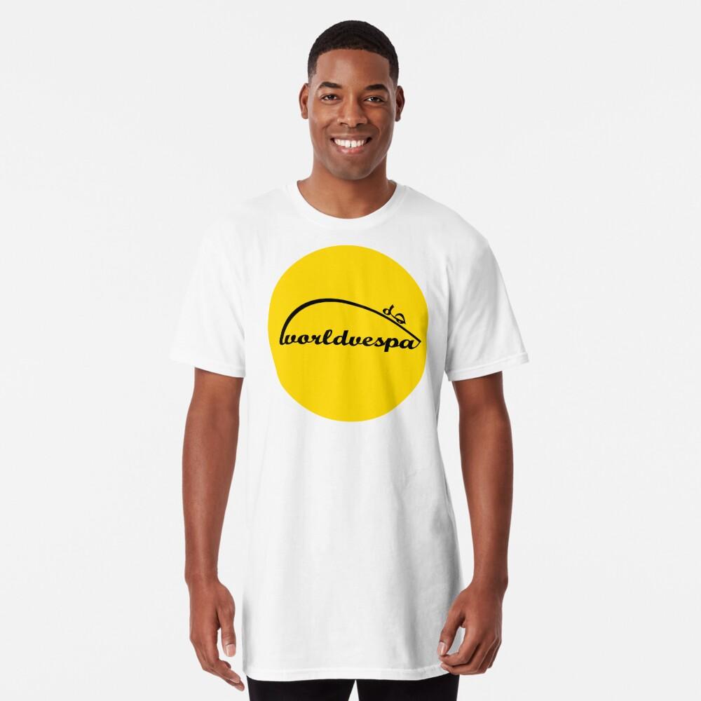 Worldvespa Logo Long T-Shirt