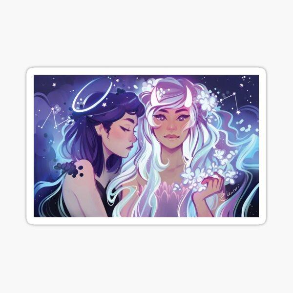 The Duet Sticker