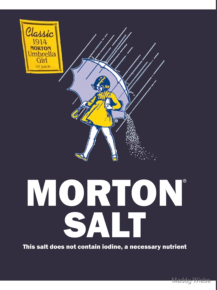 Morton Salt | Unisex T-Shirt