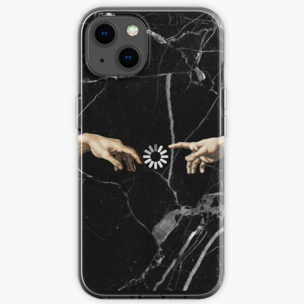 Michelangelo Hands 3.0 iPhone Soft Case