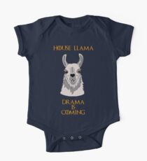 House Llama Kids Clothes