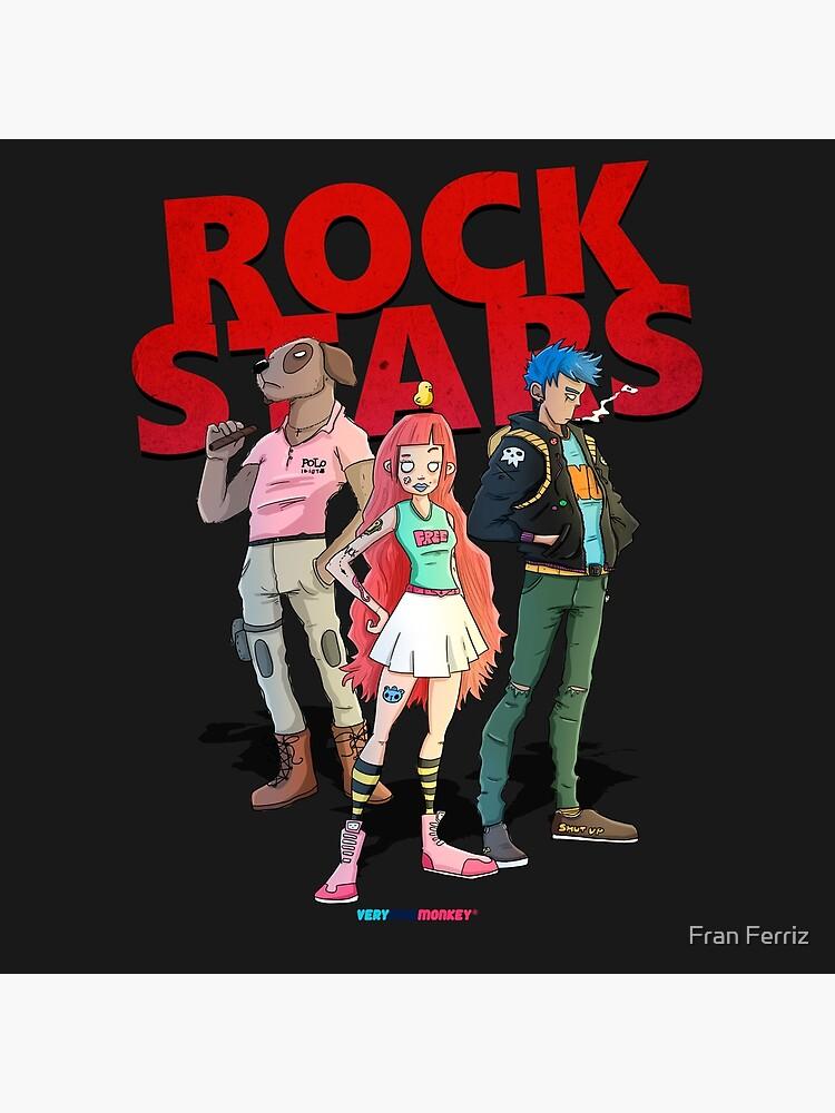 Rock Stars by Fran Ferriz de FranFerriz