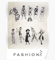 Fashion #1 Poster
