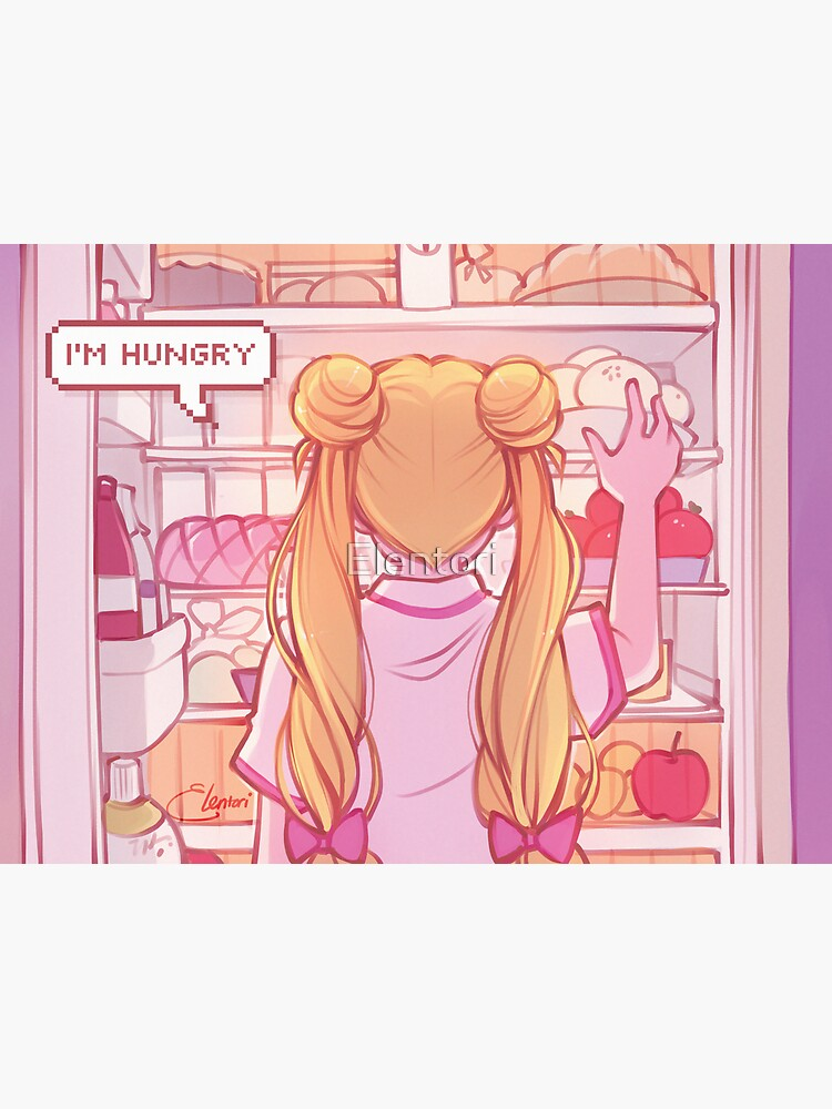 I'm Hungry by Elentori