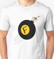 Flying F-Bomb T-Shirt