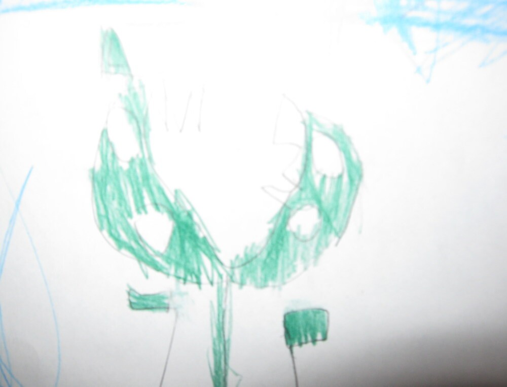 Luigi the Piranha Plant by kperrine