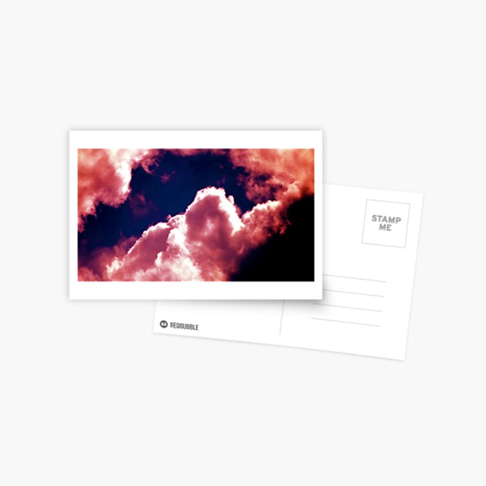 Unusual Cloud Formations Postcard