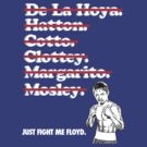 Manny's Scratch List. by mdoydora