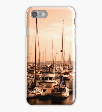 i Waiting To Sail iPhone Case/Skin