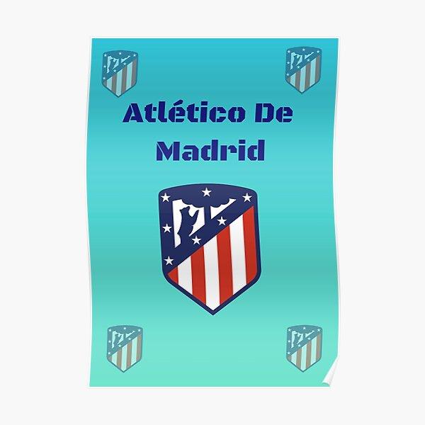 Atlético de Madrid Póster