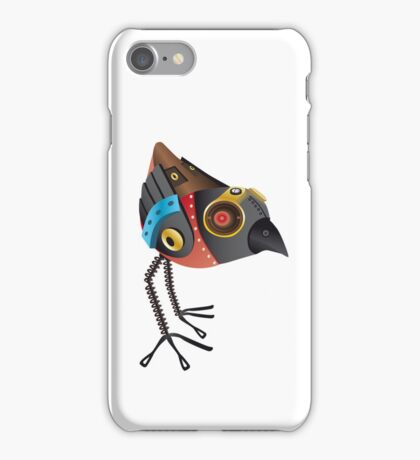 Robot Bird iPhone Case/Skin