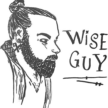 Wise Guy Design by EPomegranite