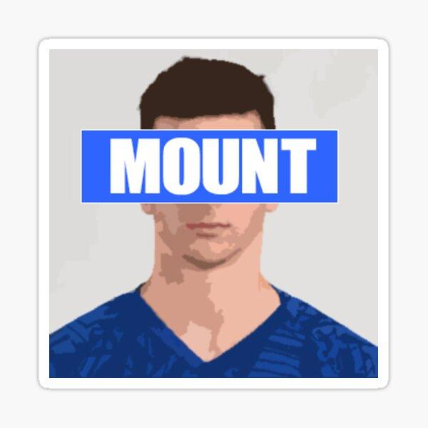 Mason Mount Sticker Sticker