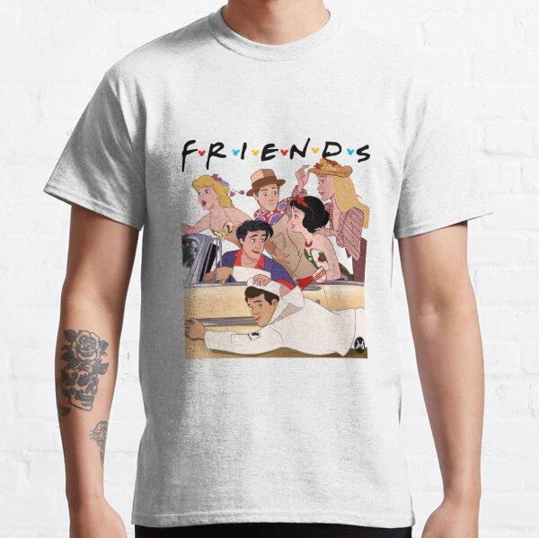 F•R•I•E•N•D•S Camiseta clásica
