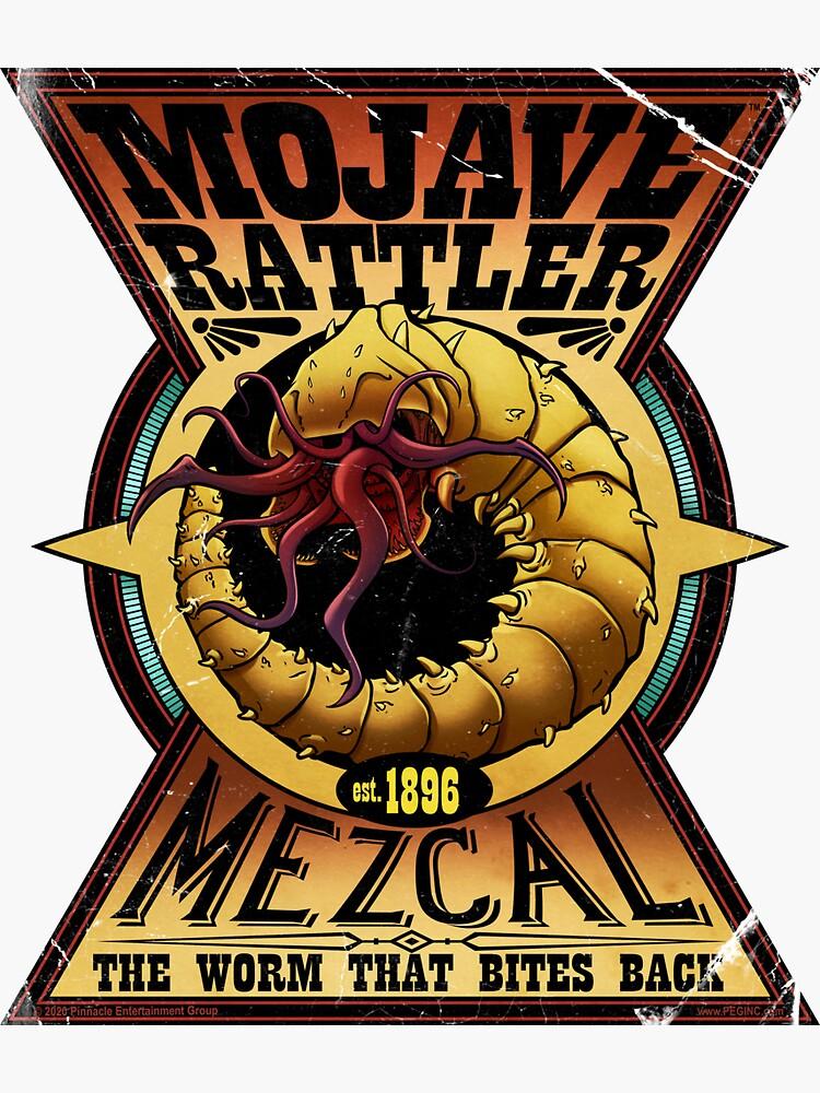 Mojave Rattler Mezcal by PEGShane