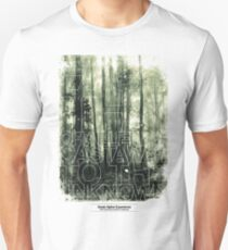 CASTAWAY TO THE UNKNOWN T-Shirt