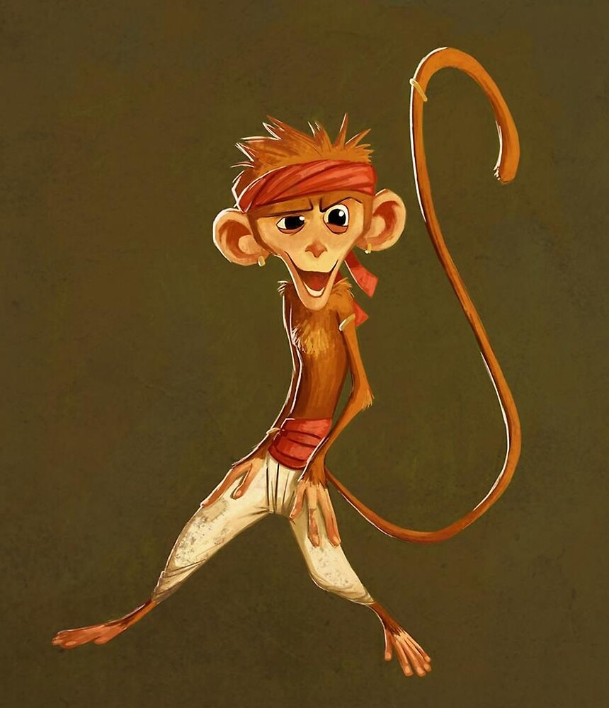 Funky Monkey by Ani Ra