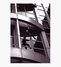 royal garden hotel spider man Photographic Print