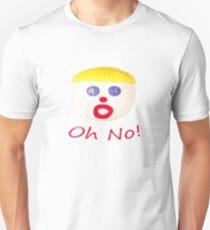 Herr Bill Oh Nein! Slim Fit T-Shirt