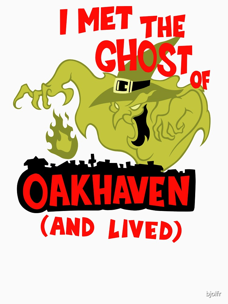 Ghost of Oakhaven | Unisex T-Shirt