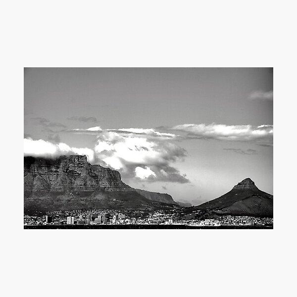 Cape Town Photographic Print