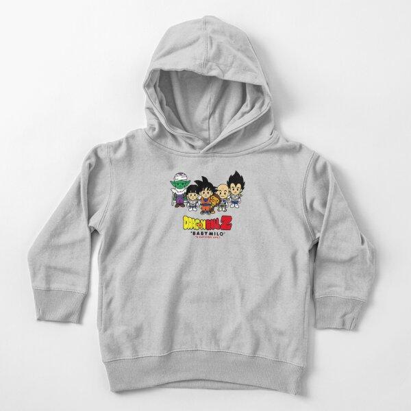 Bape Baby Milo Dragon Ball Z Rare Collab Toddler Pullover Hoodie