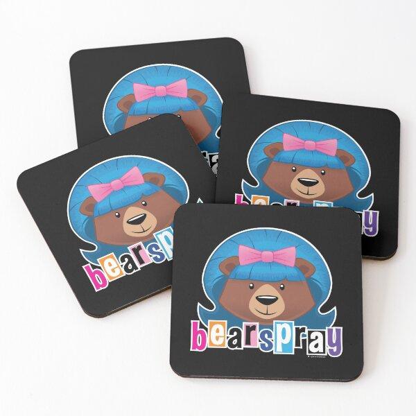 Bearspray Coasters (Set of 4)