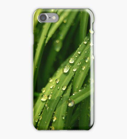 Green waterfall (iPhone case) iPhone Case/Skin