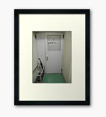 Japanese Corporation Framed Print