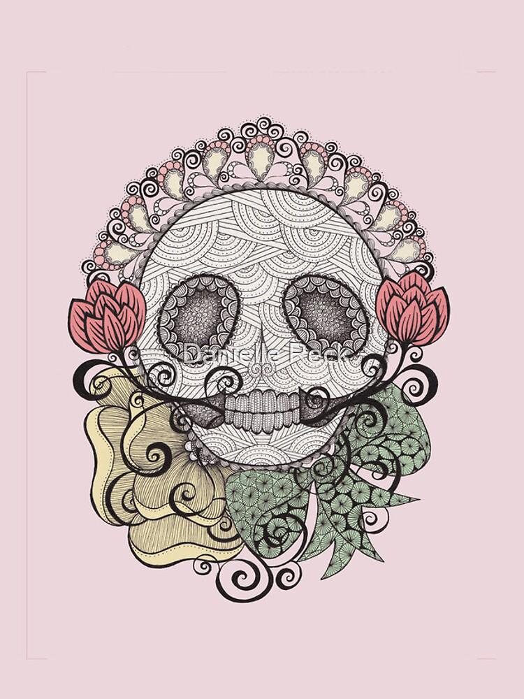 Skull Fiesta by Reck76
