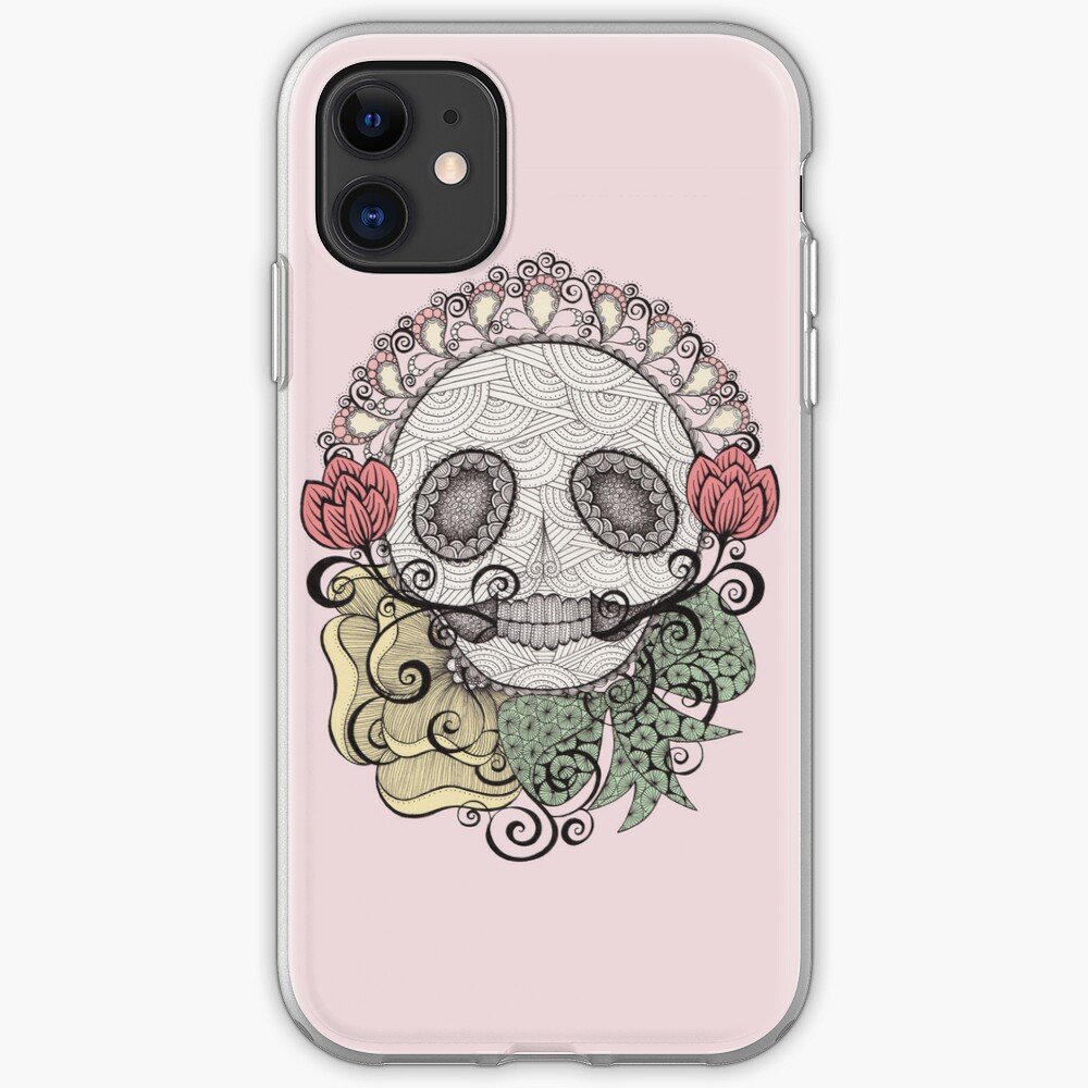 Skull Fiesta iPhone Case & Cover