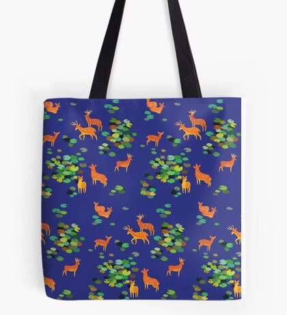 Forest Spirits Tote Bag
