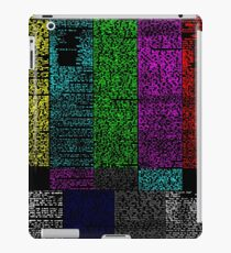 there's a reason it's called programming iPad Case/Skin