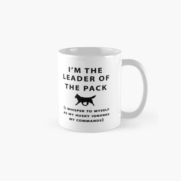 Leader of the Pack Classic Mug