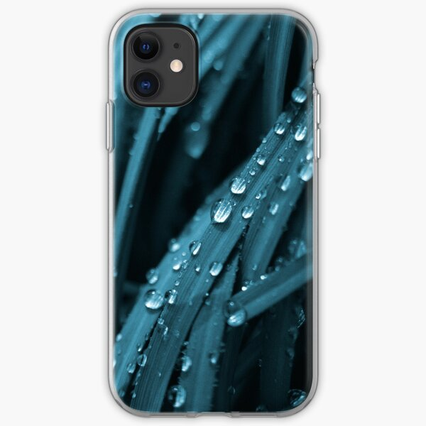 Blue waterfall (iPhone case) iPhone Soft Case
