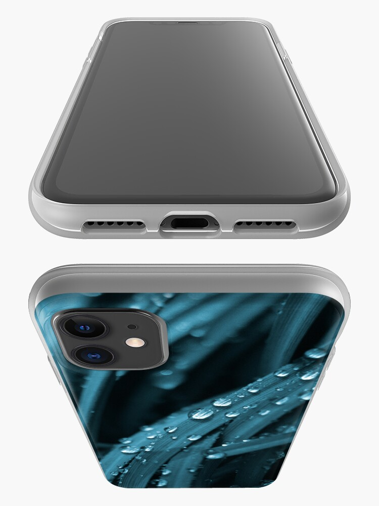 Alternate view of Blue waterfall (iPhone case) iPhone Case & Cover