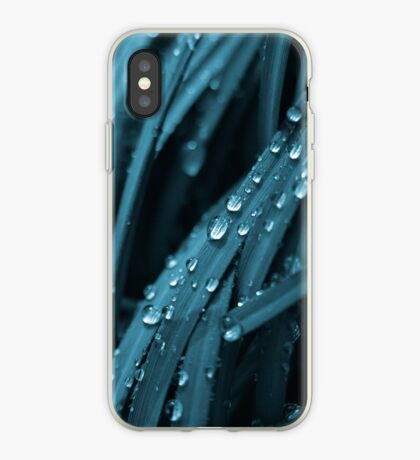 Blue waterfall (iPhone case) iPhone Case