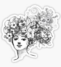 Secret Garden Sticker
