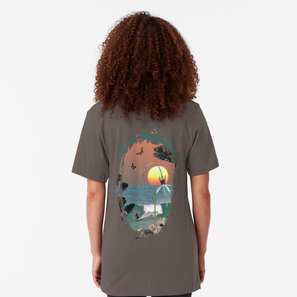 Rare Species Tee-shirt Slim Fit T-Shirt
