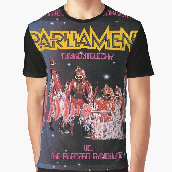 Parliament Funkadelic Funkentelechy vs. the Placebo Syndrome (album) Graphic T-Shirt