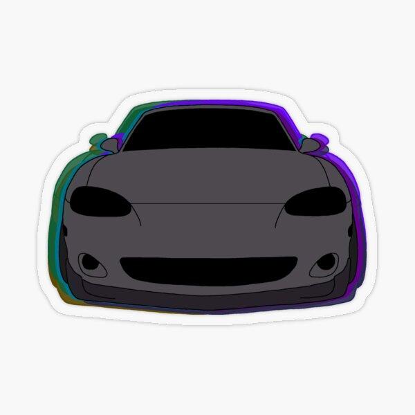 Miata - NB Transparent Sticker