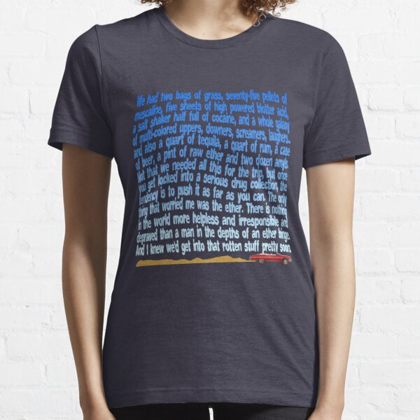 Serious Drug Collection Essential T-Shirt