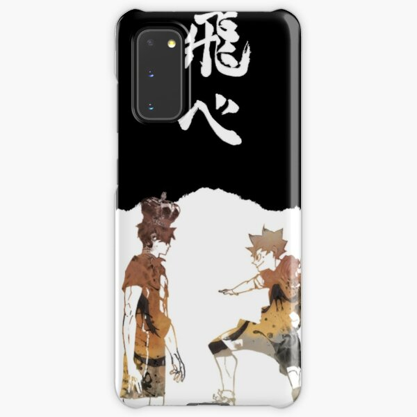Haikyuu!! | Kageyama x Hintata Samsung Galaxy Snap Case